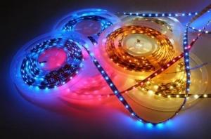 Линейный кластер LED